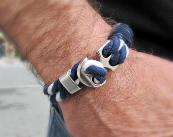 Anchor Mens  Bracelets