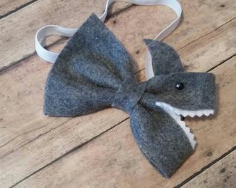 Shark bow tie, shark,  bow tie