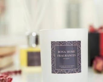 Luxury - Awaken - soy wax candle