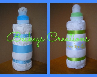 Diaper Bottle