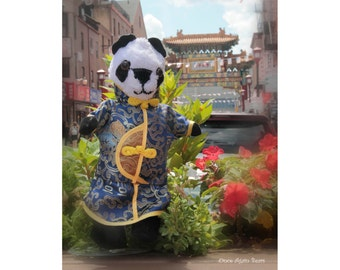 China Town Fun Instant Download Poster