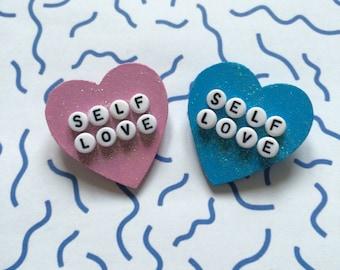 Self Love Pin