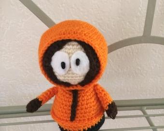 South Park's Kenny McCormick