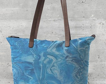 Arctic Blue Bag