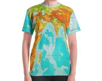Around The World - Women's T-shirt