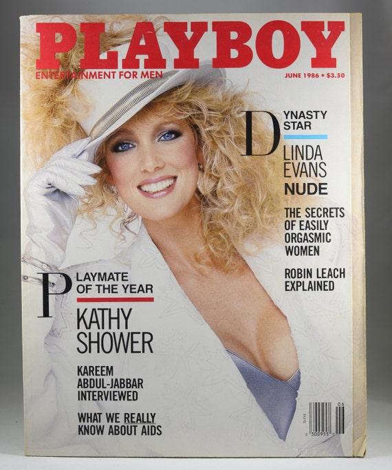 Playboy Poster Full Frontal Nudity Female Nudity Playboy