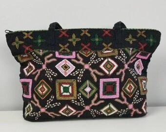 Vintage ComeCo Beaded Handbag