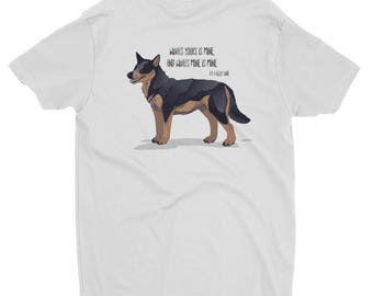 Blue Heeler - Short Sleeve T-shirt