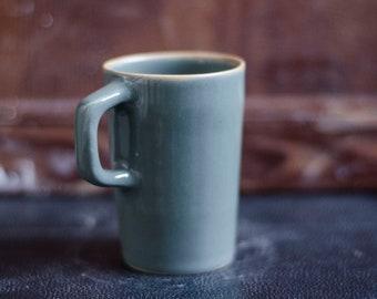 Ceramic mug, Gray Mug, Housewarming Gift, Coffee Gift, Mothers Day Gift, Foodie Gift, Espresso Mug, Pottery Mug, Ceramics, Handmade Mug