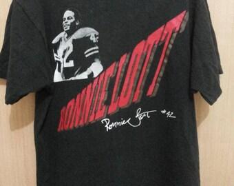Vintage Ronnie Lott shirt #42
