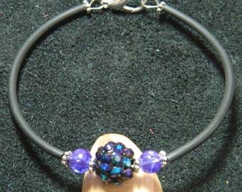 buna Pearl blue valou bracelet Kit