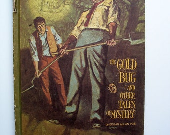 Edgar Allan Poe The Gold Bug and Other Tales of Mystery 1969
