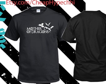 Game Of thrones Mother Of Dragons T-shirt Tee shirt