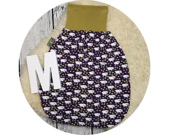 Baby accessories, new purchases, gift, zips, sleeping bag, baby, bag, Footmuff, Puck bag, sleep, sheep, sheep, Mackenzie