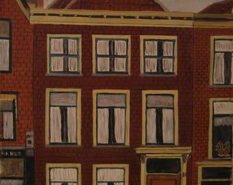 H. Kanbier, Korte Mare 24 in Leiden: Art Brut - Naïeve - outsider art