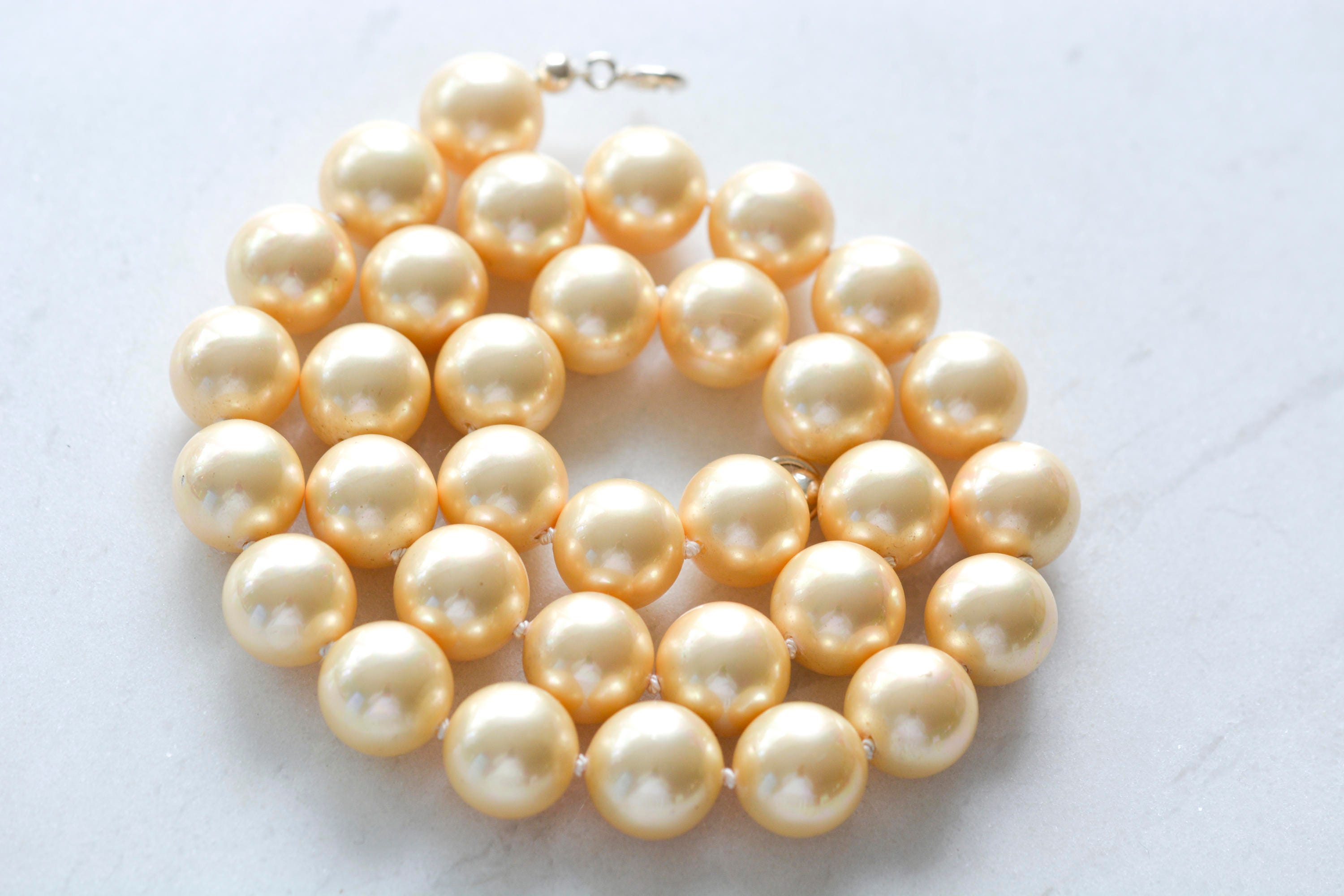 pearls my champagne pastel new dreams the knotted swarovski is piece pin this using