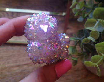 Angel Aura Spirit Quartz