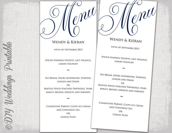 free menu template printable koni polycode co