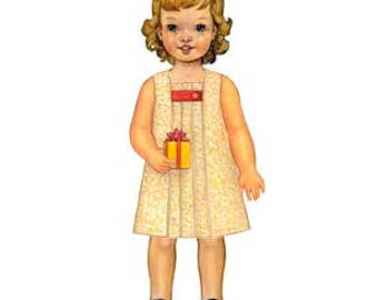 oliver + s - birthday party dress sewing pattern