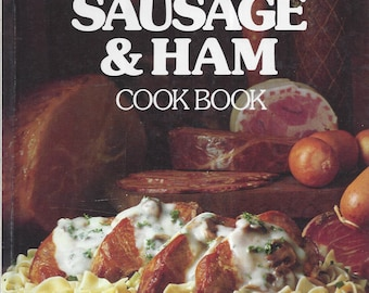 Better Homes and Gardens: Pork, Sausage & Ham Cook Book (Hardcover)