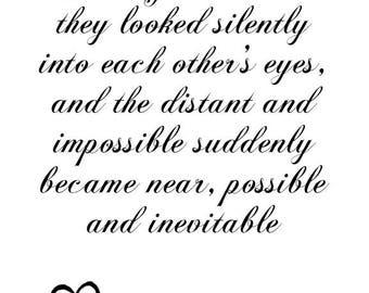 Leo Tolstoy Quote Print