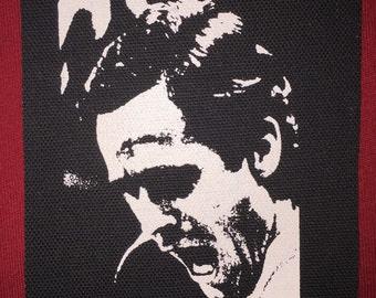 Ted Bundy Cloth Punk Patch