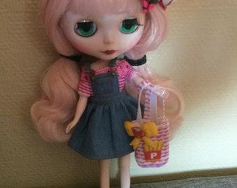 Blythe doll 30 cm doll shopping bag