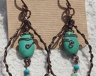 Big Sky ~ Native Earrings