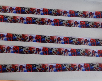 """Spiderman Lanyard(18"""") with choice of Charm"""