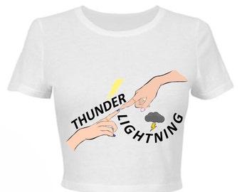 Thunder! Lightning!- Girl Meets World Inspired Tee