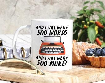 Funny Journalist Mug - Journalism Gifts - Writer Gifts - Copywriter Mug- Author Gifts- Gifts For Journalist- Literary Gifts- Freelance Gifts