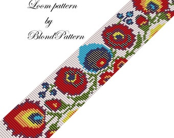 Folk Loom Pattern