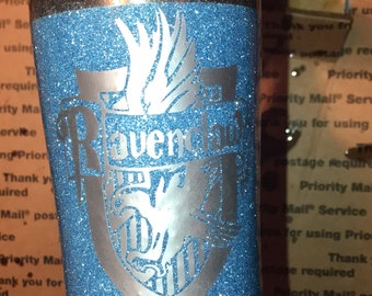 Personalized Ravenclaw Harry Potter Tumbler