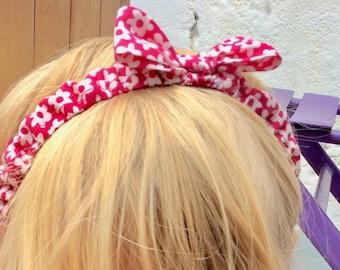 Baby headband, toddler headband, baby hair accessories, baby bow, baby wear, girls headband