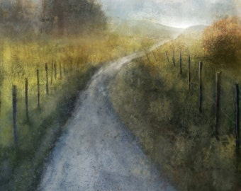 Pathway to Prosperity 03: Giclee Fine Art Print 13X19