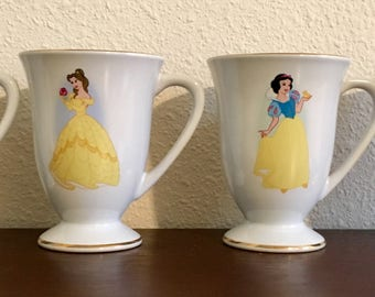 Princess Tea Cup Set
