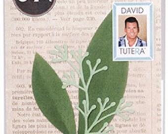 Sizzix Eucalyptus Framelits By David Tutera 562403 Scrapbooking & Paper Craft Supplies