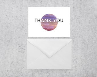Thank You / Greeting Cards - 5 Pack