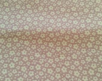 Tilda Fabric for Maileg Medium Bunny Doll Dress Pattern - Lilac