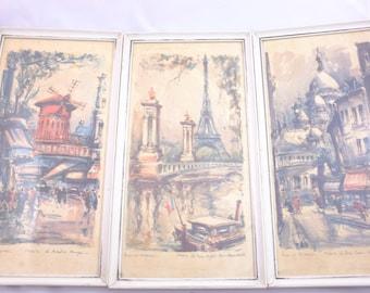 Set of Marius Girard Prints