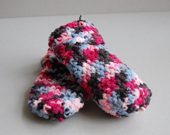 Crochet slippers/socks ~ Ready to ship