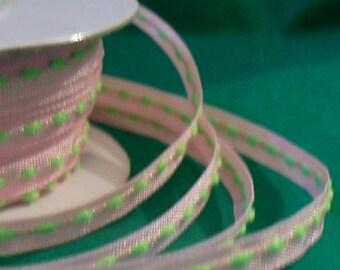 "Ribbon / Thin Ribbon / Spool of Ribbon / 1/8"" X 25 yards"