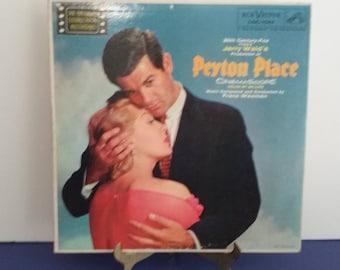 Franz Waxman - Peyton Place - Original Soundtrack Recording - Circa 1958