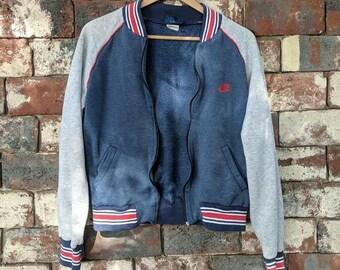 Vintage Nike blue tag track jacket