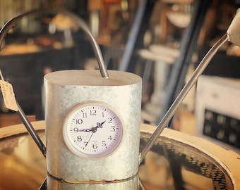 Watering Can Clock