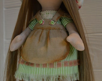 "Cloth Doll ""Maria"""