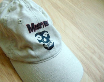 the misfits / relaxed / dad /hat with adjustable / strap back /