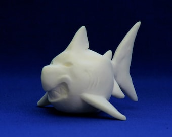 Devilish Shark [Made-to-Order Figurine]