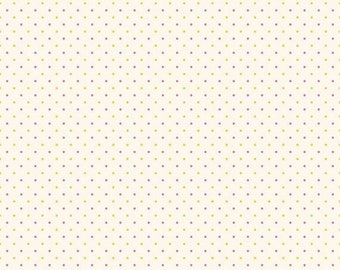 extra15 20% OFF Penny Rose Fabrics Lily By Sue Penn Pin Dot Yellow