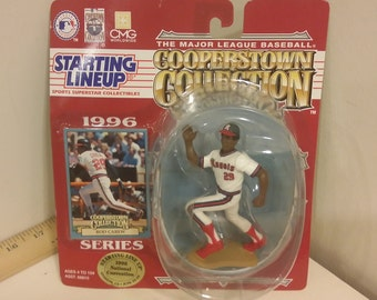 Starting Lineup by Kenner, Cooperstown Collection Rod Carew, 1996